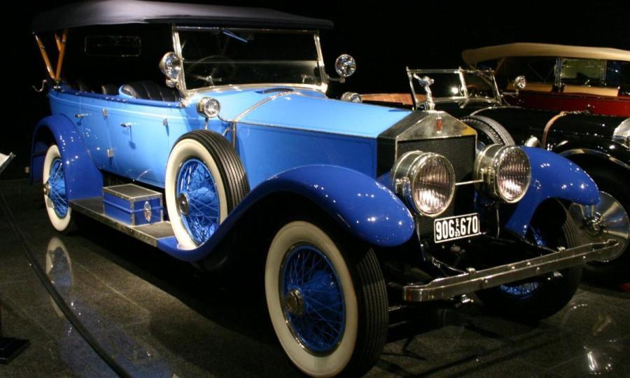 1923 rolls-royce