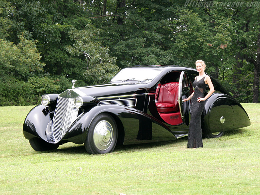 1925 Rolls-Royce Phantom