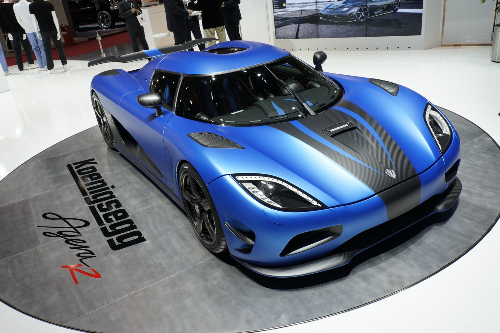 Koenigsegg Agera top luxury cars