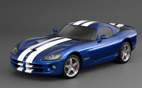 dodge viper uxury sport-car