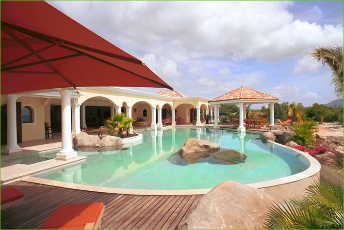 The world top luxury villas luxury stuff for Best luxury all inclusive resorts caribbean