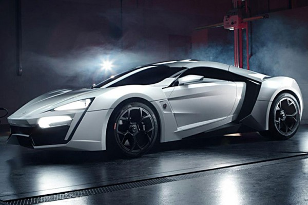 Most Expensive Cars in the World  Luxury Stuff