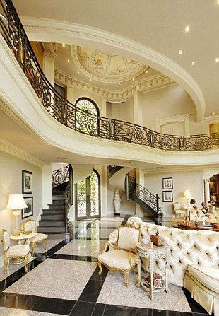 Beyonce luxuryp homes