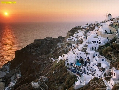 greece honey moon
