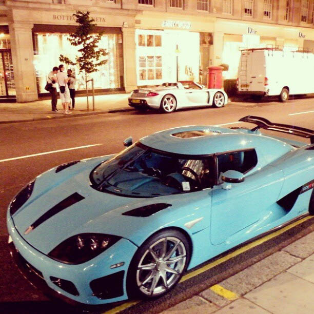 Koenigsegg Ccxr Edition: Top Sports Car Koenigsegg CCXR