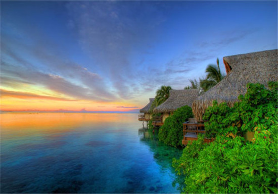 tahiti top honeymoon destinations