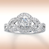 beautiful jared ring